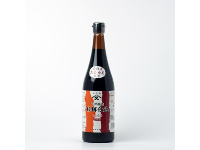 純正こい口醤油【ヤマヒサ醤油】